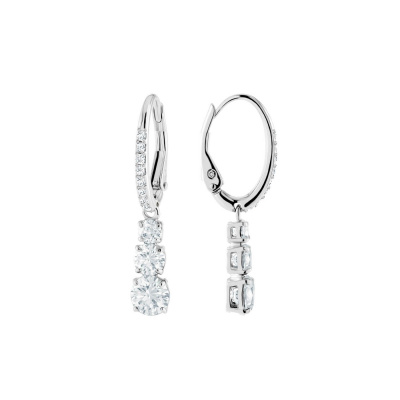 Swarovski Attract Trilogy Oorstekers 5416155