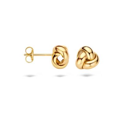 Blush 14 Karaat Gouden Oorbellen 7145YGO