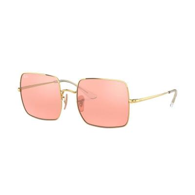 Ray-Ban Icons Shiny Gold Zonnebril RB1971540013E