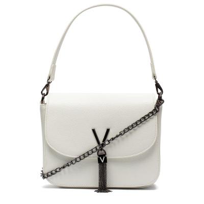 Valentino Bags Divina Bianco Schoudertas VBS1R404GBIANCO
