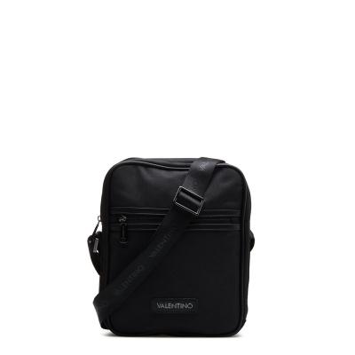 Valentino Bags Anakin Nero Crossbody VBS43303NERO