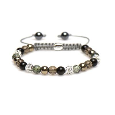 Karma Spiral Maryon Armband 83322 (Lengte: 17.50-19.00 cm)