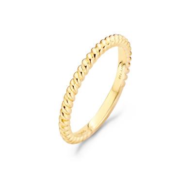 Blush 14 Karaat Gouden Ring 1118YGO