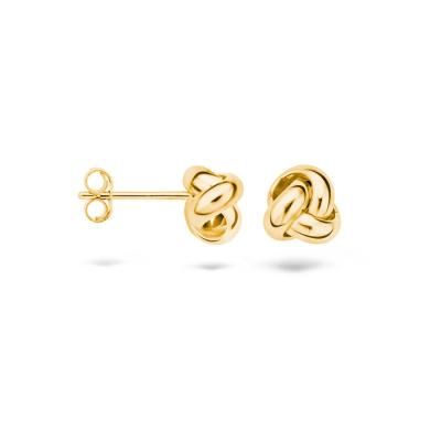 Blush 14 Karaat Gouden Oorbellen 7157YGO