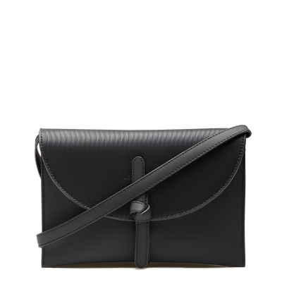 Violet Hamden Essential Bag Black Clutch VH22005