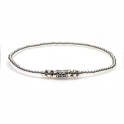 Karma 925 Sterling Zilveren Balistyle Armband 92362 (Lengte: 18.00 cm)