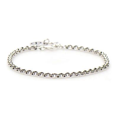 Karma Silver Bracelet Joy Silver Armband 94010 (Lengte: 16.50-19.00 cm)