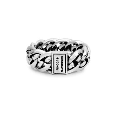 Buddha to Buddha 601 Nathalie Small Silver Ring