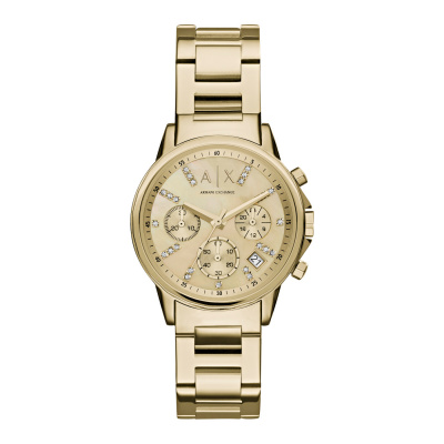 Armani Exchange Lady Banks horloge AX4327