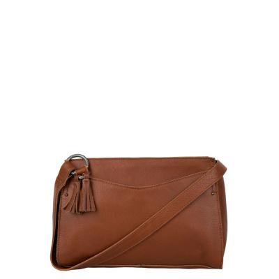 Cowboysbag  Durno Tan Crossbody Tas 3121-000381
