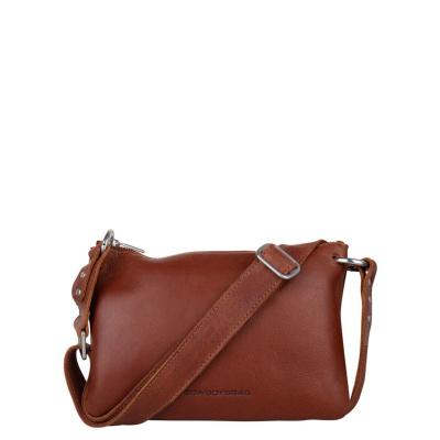 Cowboysbag  Mudale Cognac Crossbody Tas 3136-000300