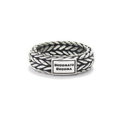 Buddha to Buddha BTB794 Ellen Small Silver Ring