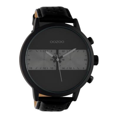 OOZOO Timepieces Zwart horloge C10519