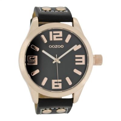 OOZOO Timepieces Zwart C1159 (46MM)