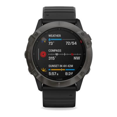 Garmin Fenix 6X Sapphire Smartwatch 010-02157-11