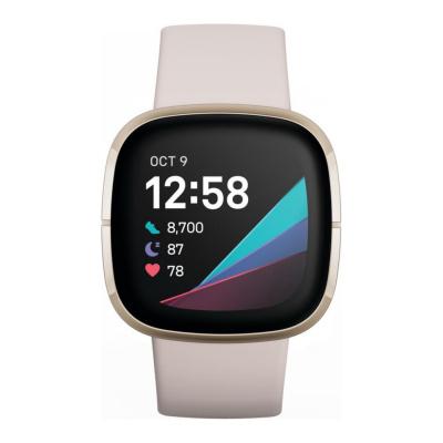 Fitbit Sense display smartwatch FB512GLWT