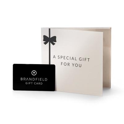 Brandfield Gift Card waarde €250,-
