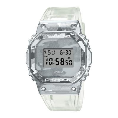 G-Shock Limited Edition SeeThruCamo Chronograaf horloge GM-5600SCM-1ER
