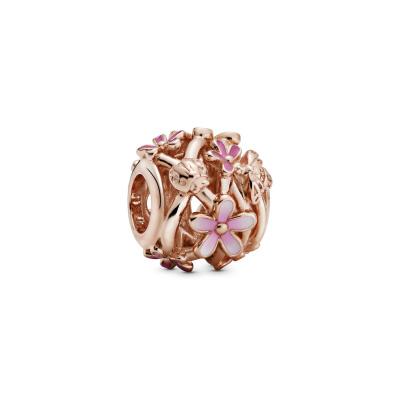 Pandora Moments 925 Sterling Zilveren Roségoudkleurige Daisy Bedel 788772C01