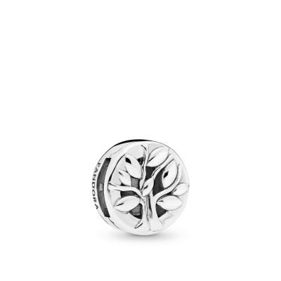 Pandora Reflexions 925 Sterling Zilveren Tree of Life Bedel 797779