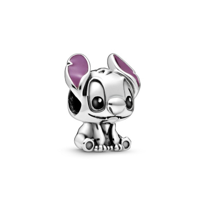 Pandora Moments 925 Sterling Zilveren Disney Stitch Bedel 798844C01