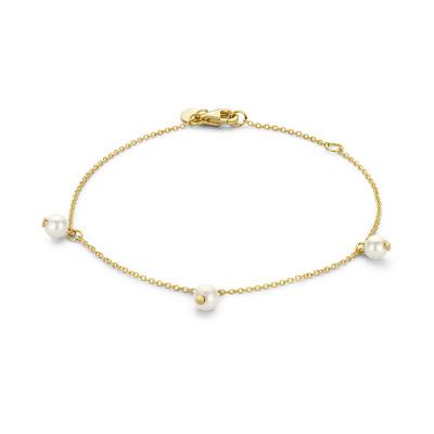 Isabel Bernard Belleville Luna 14 Karaat Gouden Armband IB320044