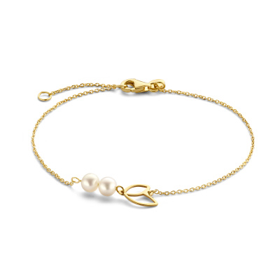 Isabel Bernard Belleville Noémi 14 Karaat Gouden Armband IB320055