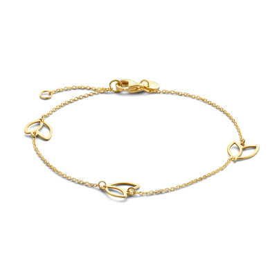 Isabel Bernard Belleville Noémi 14 Karaat Gouden Armband IB320056