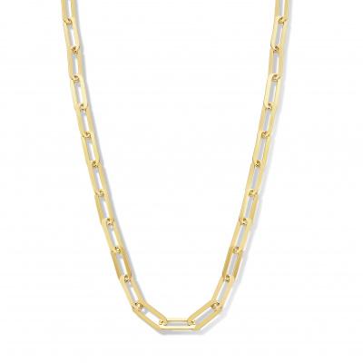 Isabel Bernard Aidee Idalie 14 karaat Gouden Collier IB340042 (Lengte: 45:00 cm)