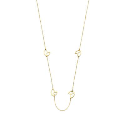 Isabel Bernard Belleville Noémi 14 Karaat Gouden Collier IB340078