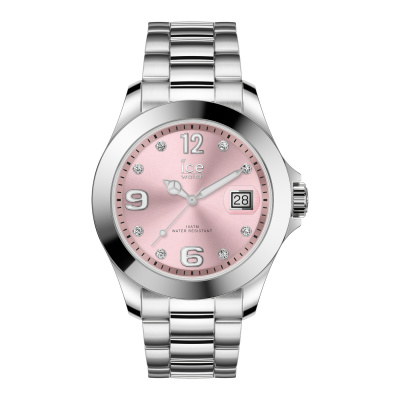 Ice-Watch ICE-Steel Zilverkleurig horloge IW016776 (40 mm)