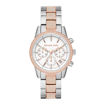 Michael Kors Ritz Chronograaf horloge MK6651