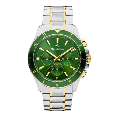 Mats Meier Ponte Dei Salti horloge MM00504