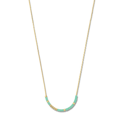 May Sparkle Happiness Rosemary Goudkleurige Ketting MS340003 (Lengte: 40.00-45.00 cm)