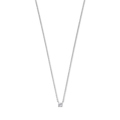 Parte Di Me 925 Sterling Zilveren La Fiore Narciso Ketting PDM1300007 (Lengte: 38.00 cm)
