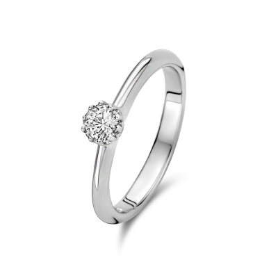 Parte Di Me Cento Luci Mila 925 Sterling Zilveren Ring PDM33013