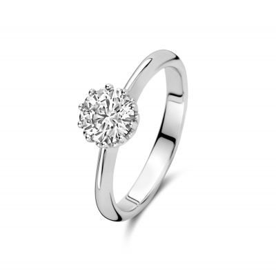 Parte Di Me Cento Luci Rosia 925 Sterling Zilveren Ring PDM33011
