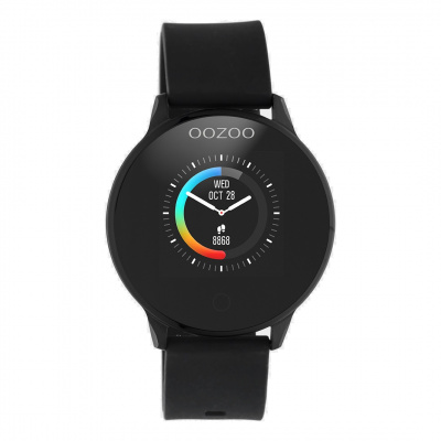 OOZOO Zwart Display Smartwatch Q00115