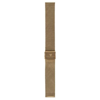 Renard Elite 35.5 Strap 18mm Goudkleurig R18M2YG3