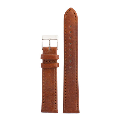 Renard Elite 35.5 Strap 18 mm Veau Tan R18S1VTA