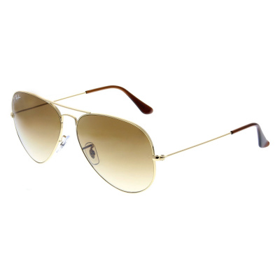 Ray-Ban Aviator zonnebril RB3025 55 001/51
