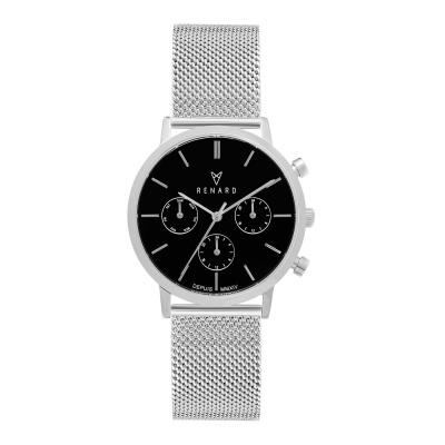Renard Elite 35.5 Chronograaf horloge RB361SS30SS2