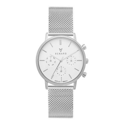 Renard Elite 35.5 Chronograaf horloge RB361SS60SS2