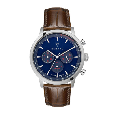 Renard Grande Chrono horloge RC402SS41CBR