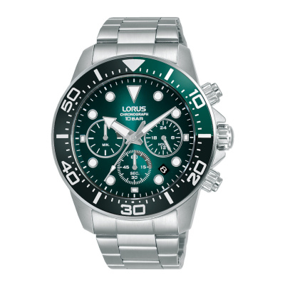 Lorus Chronograaf Heren horloge RT341JX9
