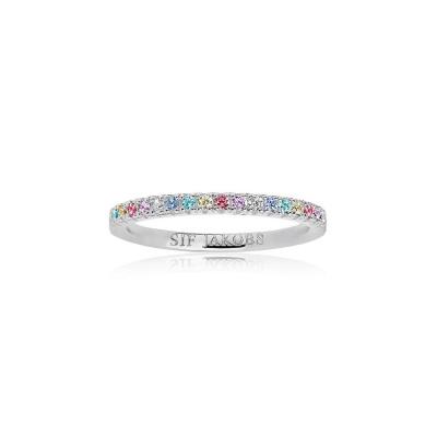 Sif Jakobs Ellera Ring 925 Sterling Zilver SJ-R2869-XCZ