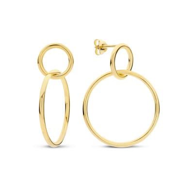 Selected Jewels Nora Janine Oorbellen SJ0210158