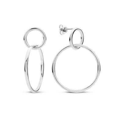 Selected Jewels Zoé 925 sterling zilveren oorhangers SJ0210162