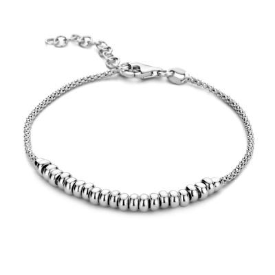 Selected Jewels 925 Sterling Zilveren Sofia Armband SJ0210206 (Lengte: 16.00-19.00 cm)