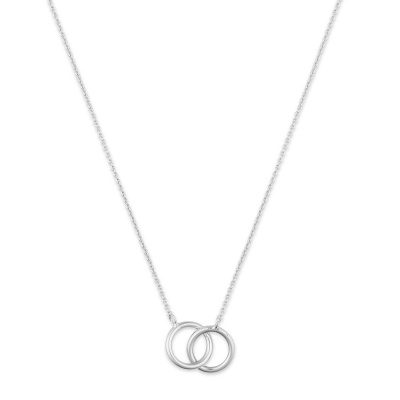 Selected Jewels Zoé 925 sterling zilveren ketting SJ155730006